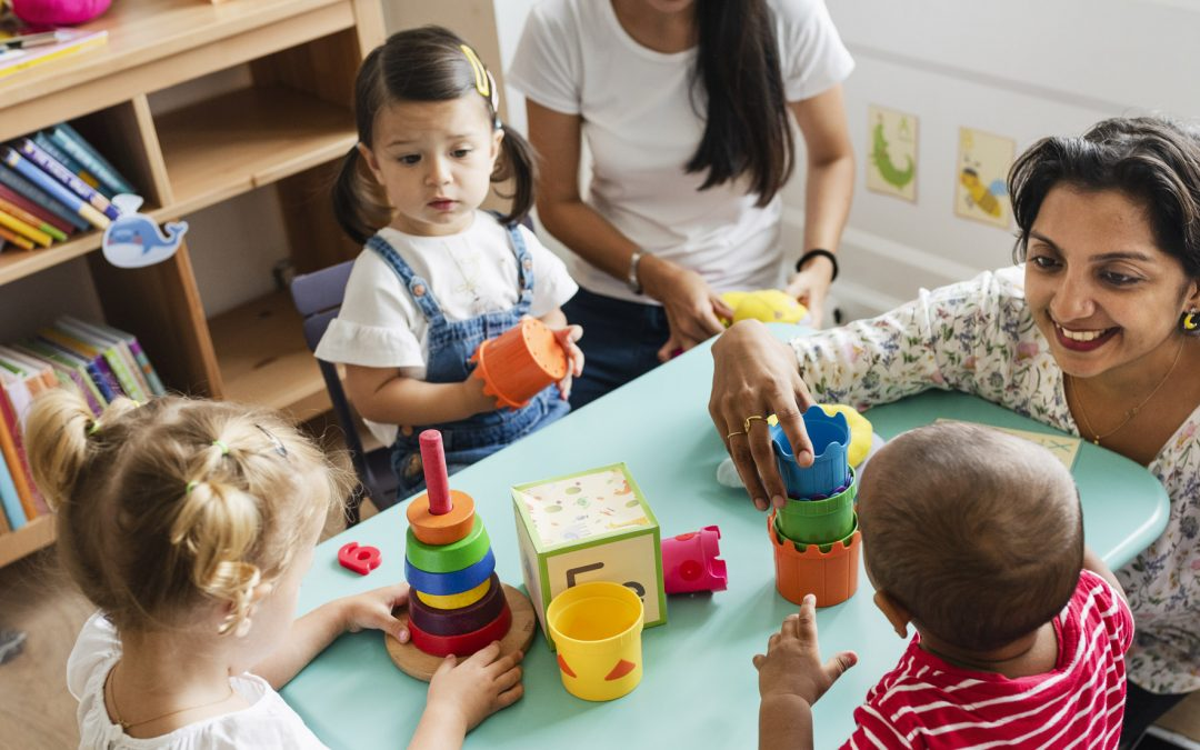 Tips For Getting Your Child Ready For Preschool